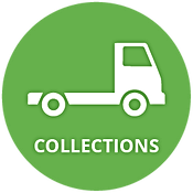 Industrial timber waste collections