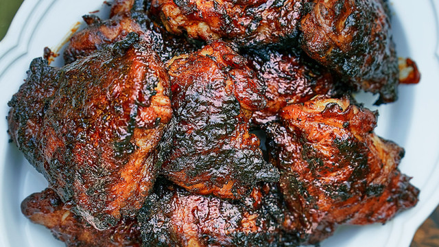 BBQ-Chicken - we rock with BBQ
