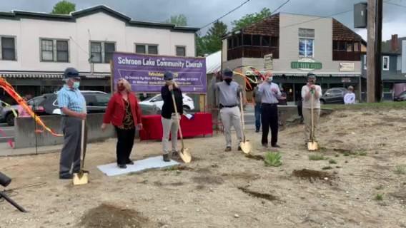 Day 1 video -  Ground Breaking Ceremony