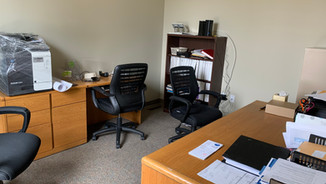 New Pastor's Office
