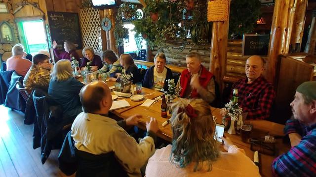 Sermon Discussion Group  March 2020