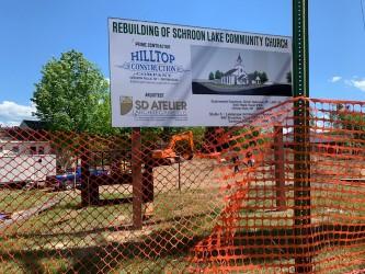 Rebuilding site