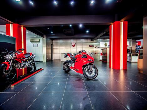Ducati Opens World's Largest Dealership in Gurgaon