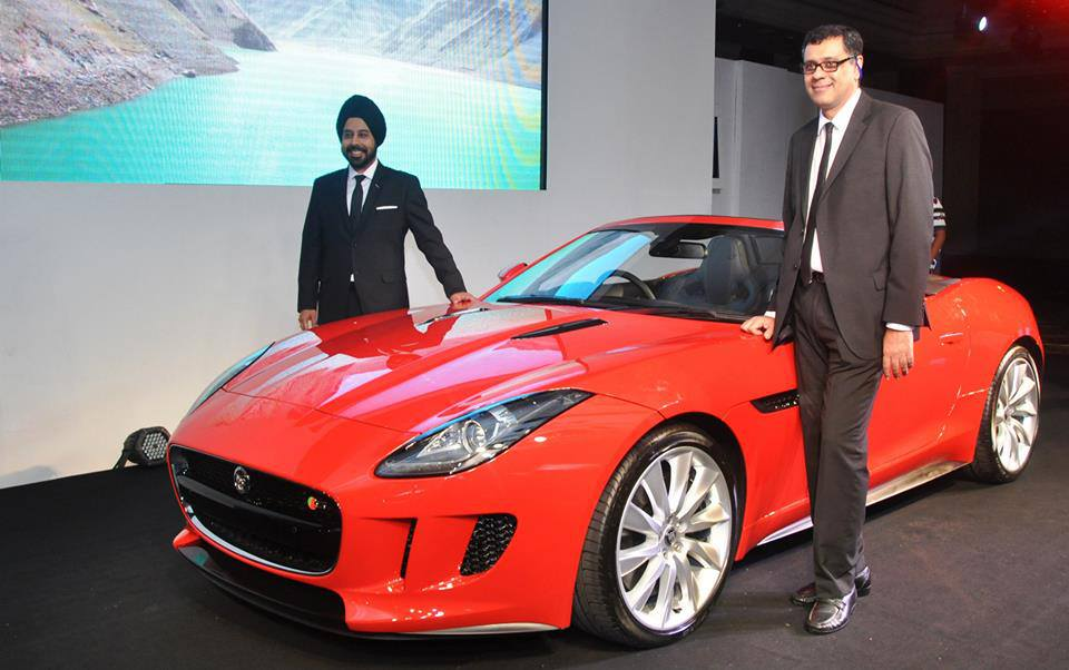 F-Type Launch