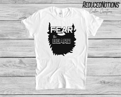 Fear the Beard White.png