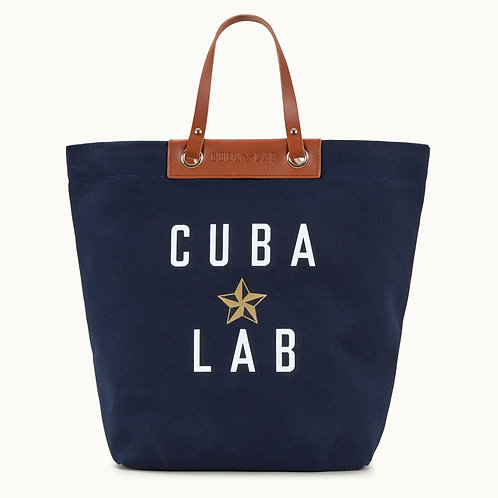 Shopping Bag - Dark Denim