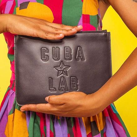 .Leather Bag  - Black..JPG