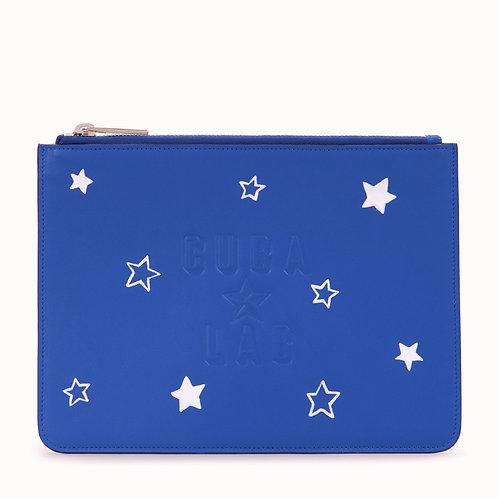 Leather Bag - Estrellas