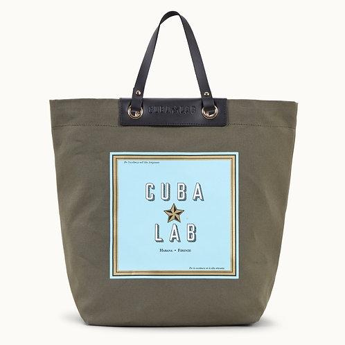 Shopping Bag - Greeny Military