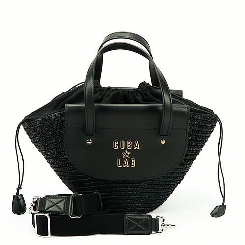 Habanera Bag - Total Black