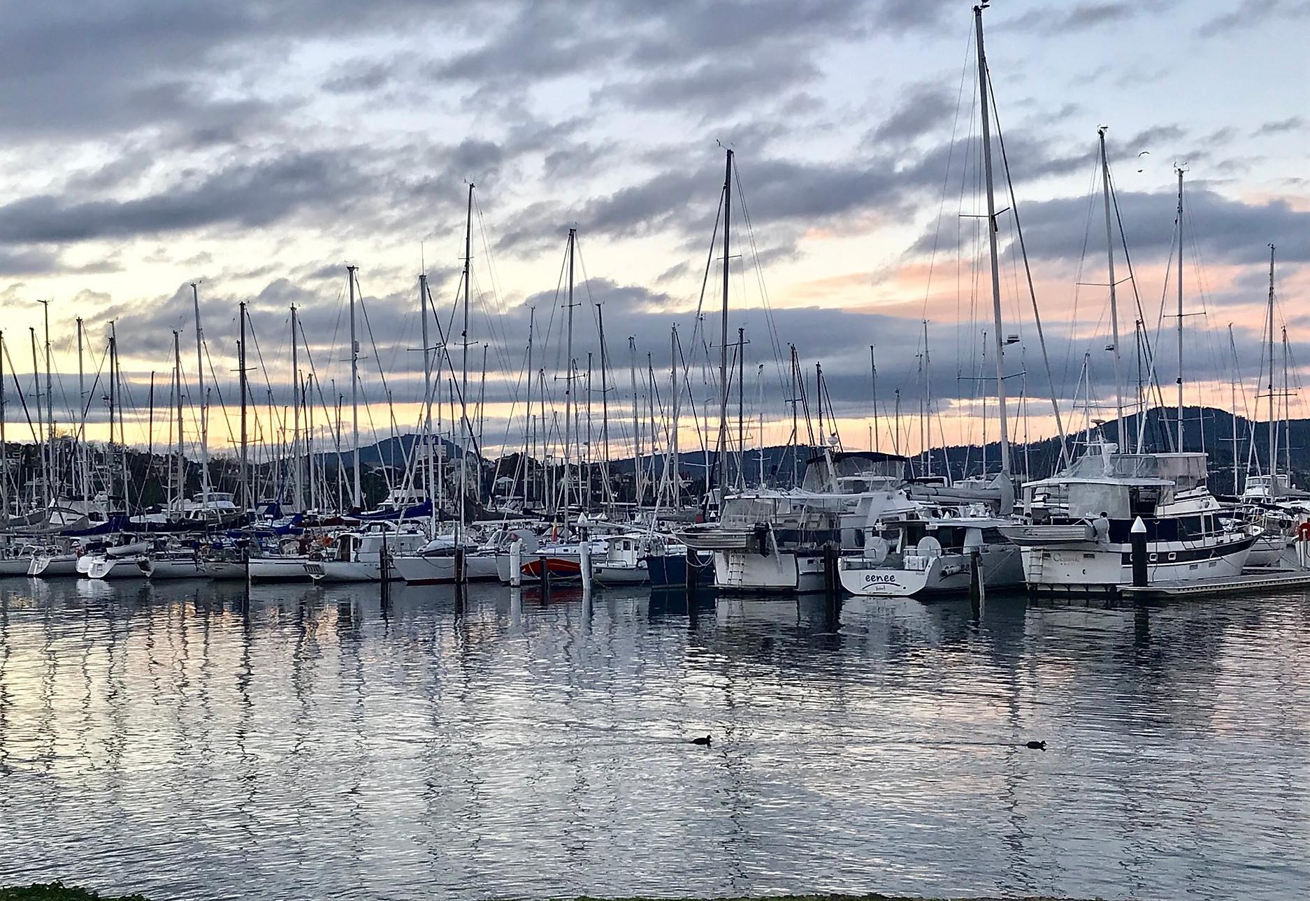 Хобарт, Саламанка — Тасмания 2018 — Блог о путешествиях Сергея Чеботова