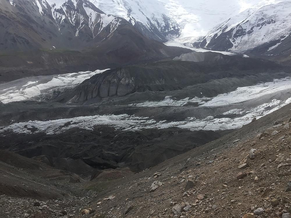 Ледник Ленина | skitour.club | Блог Сергея Чеботова
