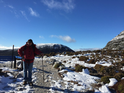 Тропа на Crater lake — Тасмания 2018 — Блог о путешествиях Сергея Чеботова