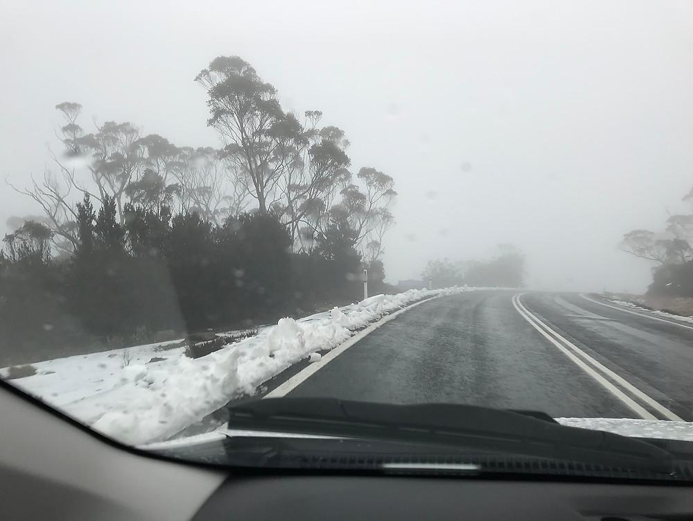 Дорога А5 Хайленд-Лейкс-Роуд (Highland Lakes Road) — Тасмания 2018 — Блог о путешествиях Сергея Чеботова