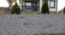 п. Киссолово – Дренаж участка, озеленение, монтаж подпорной стенки – Polestar