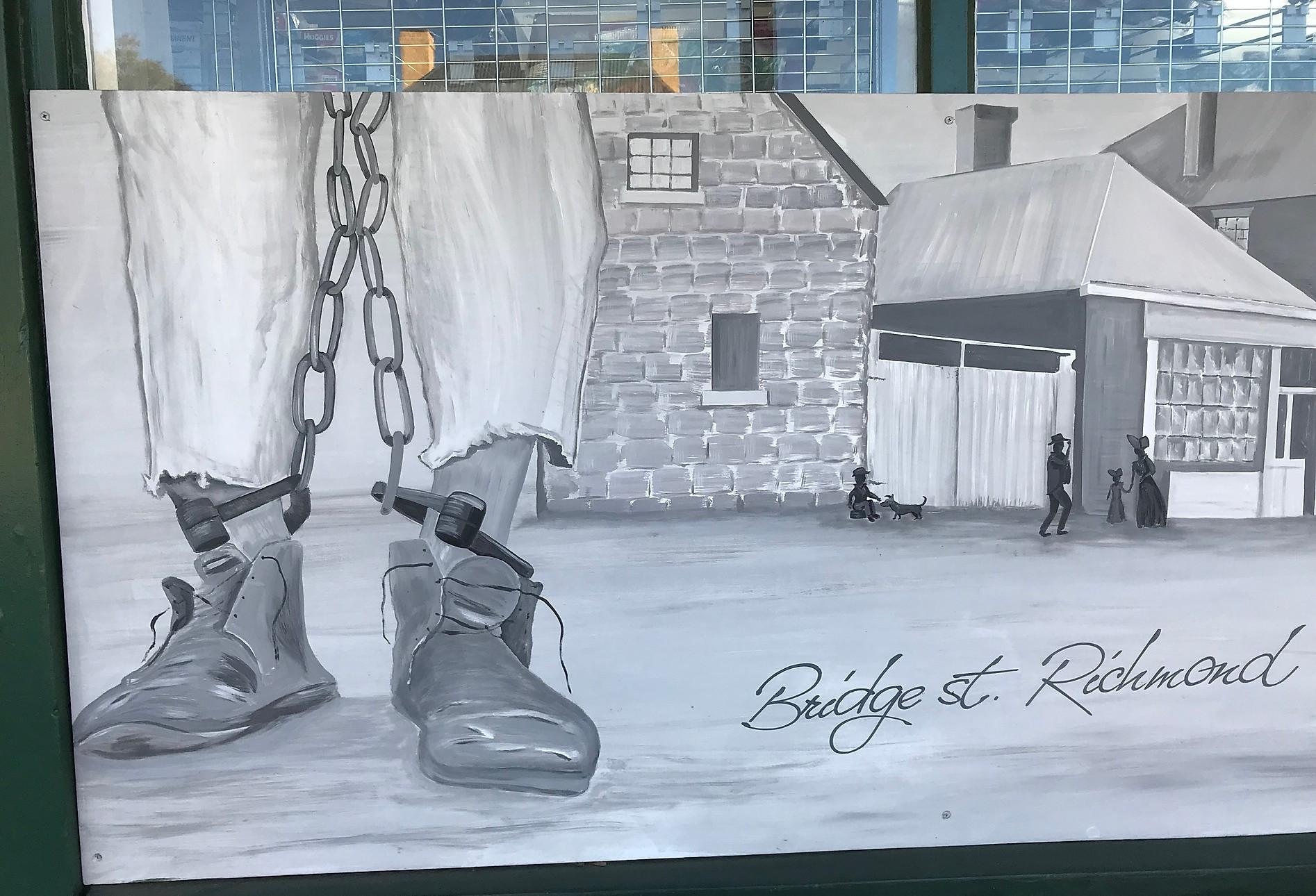 Самая старая тюрьма Австралии (Richmond Gaol) — Тасмания 2018 — Блог о путешествиях Сергея Чеботова