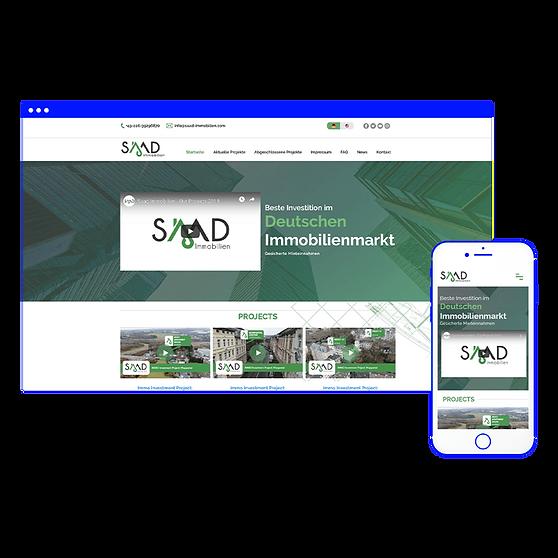 SAAD Immobilien. German Real Estate Market