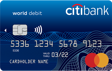 Пакет услуг CitiOne+ — Ситибанк — MasterCard World