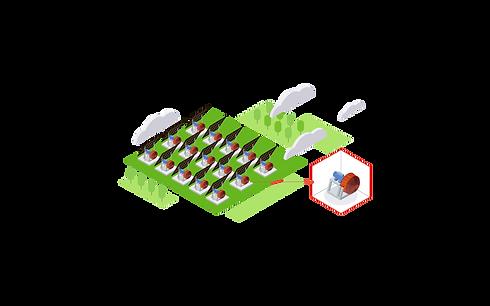 Применение Накопителя кинетической энергии KEST в полях хранения энергии – Energy Storage Plants