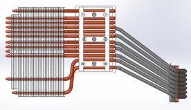 Система охлаждения светодиодного источника