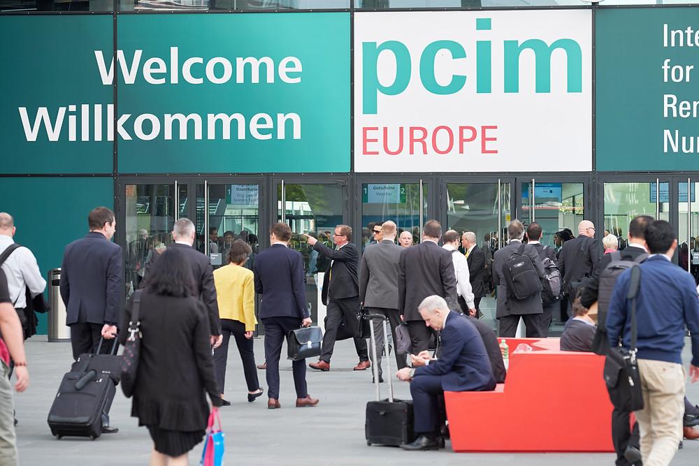 «Теркон-КТТ» на выставке «PCIM Europe 2018»!