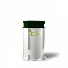 Станции биологической очистки БиоДека — Твой Дом — На даче, как дома — канализация, водоснабжение и отопление загородных домов