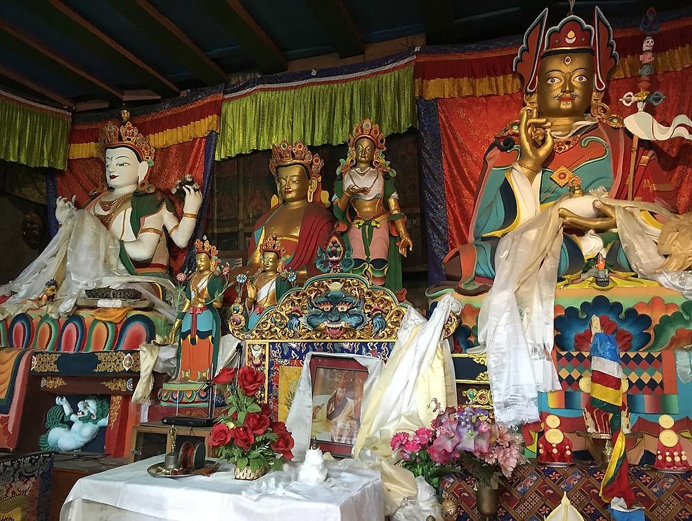 Монастырь Кумджунга