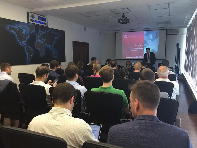 """На семинаре """"Энергоэффективность инженерных систем"""" 17 февраля 2017 г."""