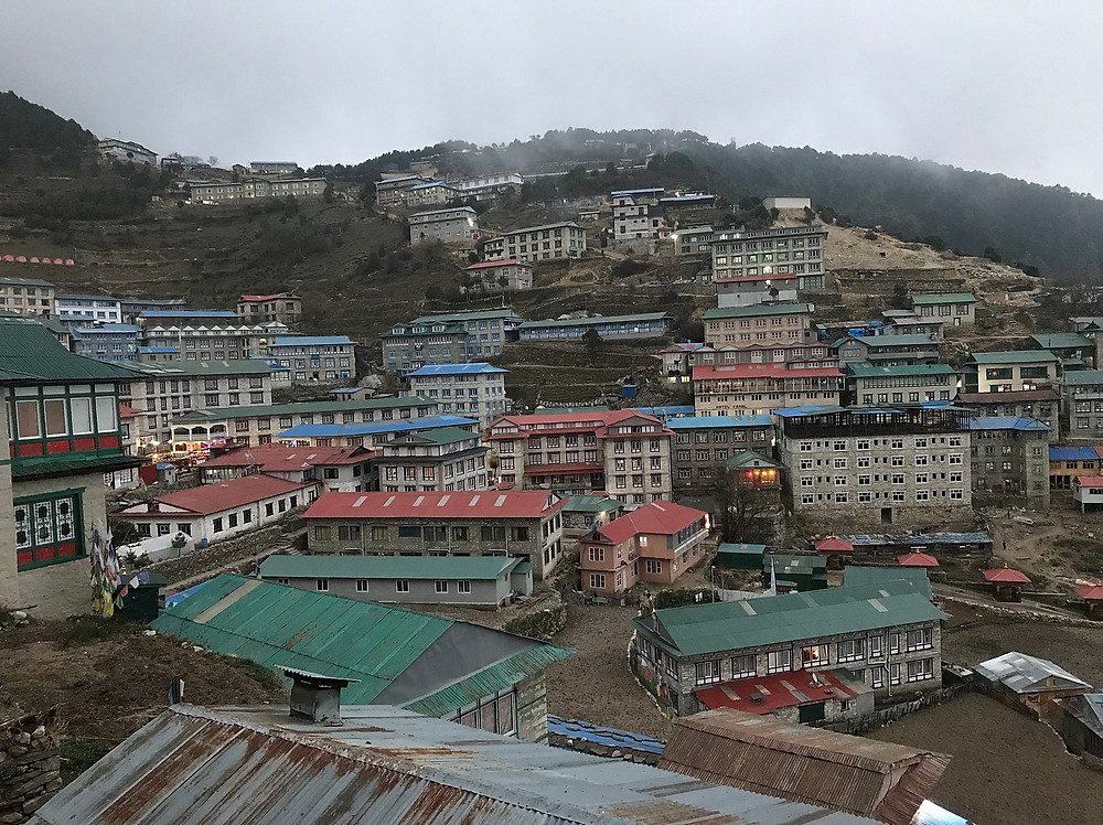 Намче Базар | skitour.club | Блог Сергея Чеботова