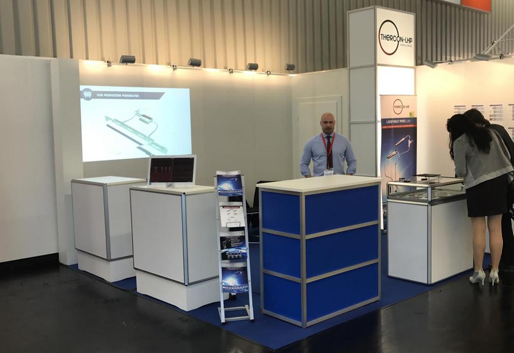 Итоги выставки PCIM Europe: возможности применения технологии контурных тепловых труб в мире