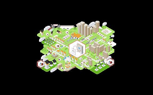 Виртуальные ЭлектроСтанции — KEST — применение Накопителя Кинетической Энергии – Virtual Power Plants