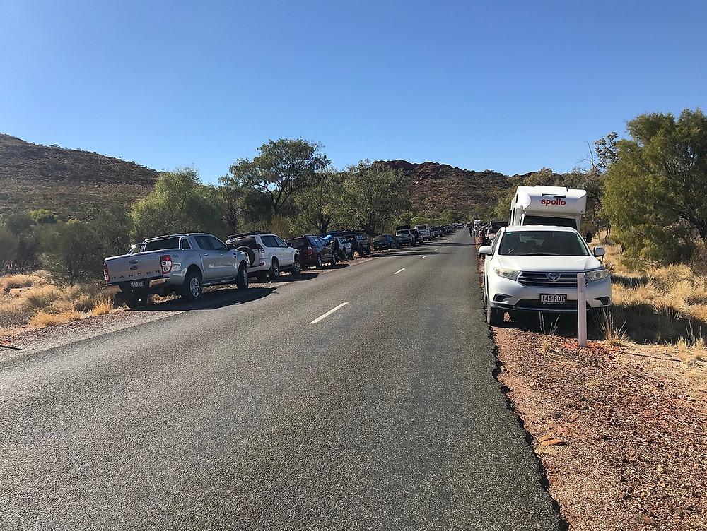 Watarrka National Park — Улуру — Красный центр Австралии — Блог о путешествиях Сергея Чеботова