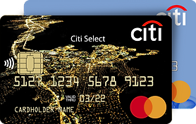 Кредитная карта Citi Select Premium — Ситибанк — MasterCard World