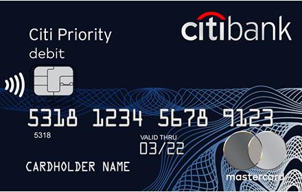 Премиальный пакет услуг Citi Priority — Ситибанк — MasterCard World Black Edition