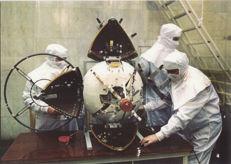 Теркон — Примеры решений – Космическая аппаратура