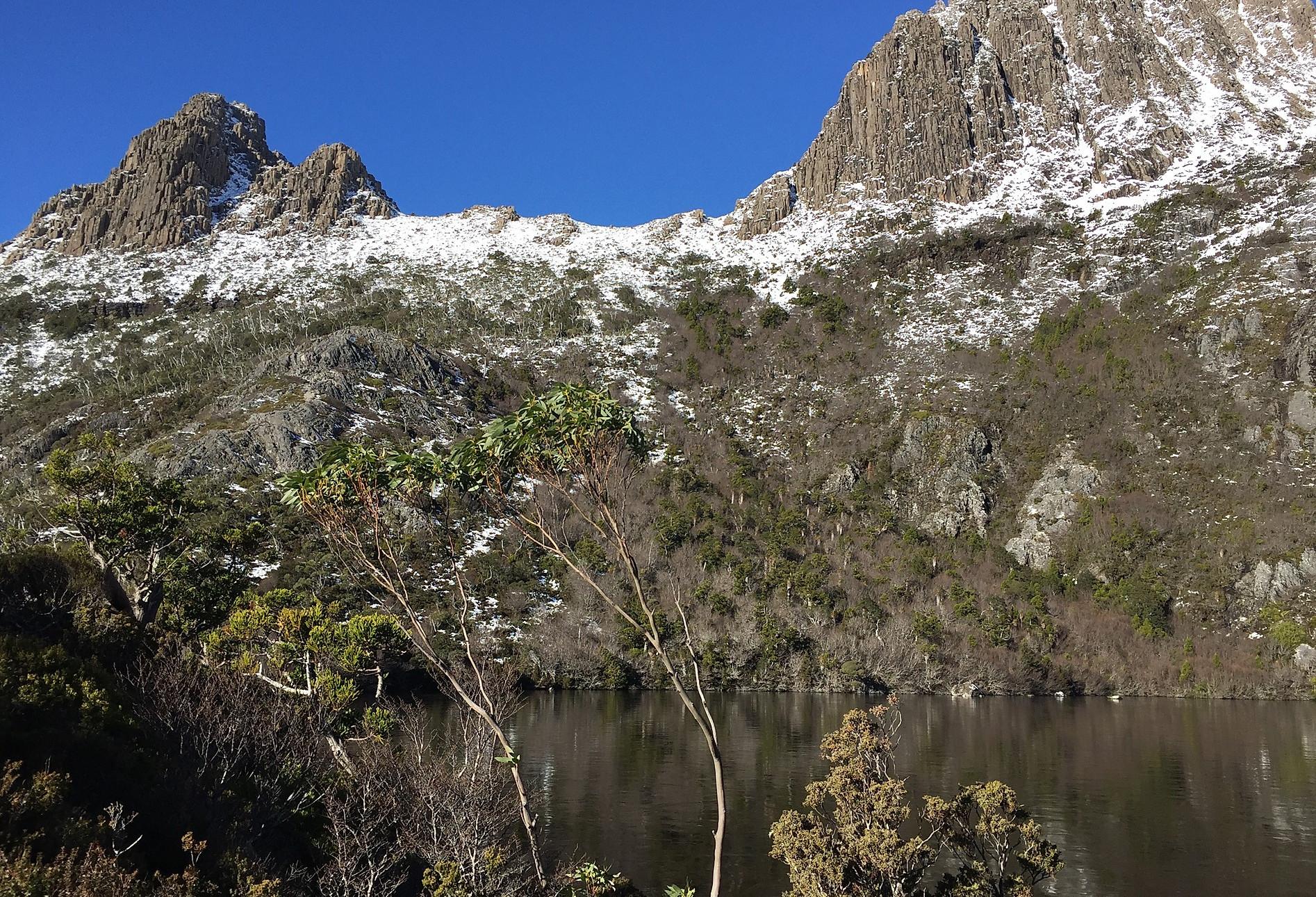 Озеро Вилкс (Lake Wilks) — Тасмания 2018 — Блог о путешествиях Сергея Чеботова