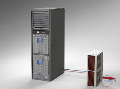 мЦОД закрытого типа с системой кондиционирования