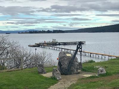 Huon river — Тасмания 2018 — Блог о путешествиях Сергея Чеботова