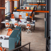Лофт-Офис в Трехгорной мануфактуре