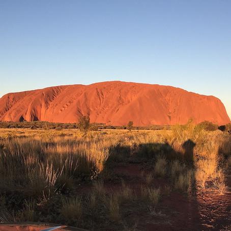 Улуру — Красный центр Австралии