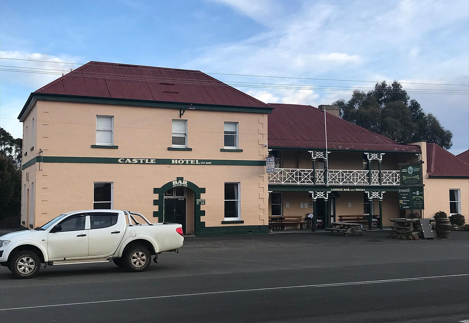 Bothwell — Тасмания 2018 — Блог о путешествиях Сергея Чеботова