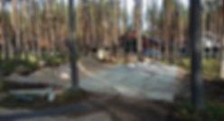 Polestar – КП Морские террасы – Фунтамент и заезд жилого дома