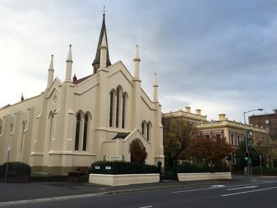 Церкви Лонсестона, Тасмания — Тасмания 2017 — Блог о путешествиях Сергея Чеботова