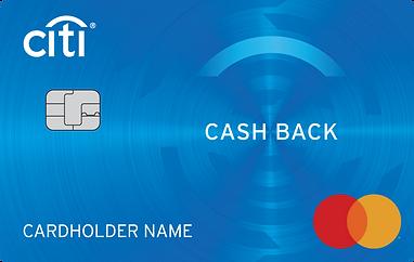 Кредитная карта Cash Back — Ситибанк — MasterCard World