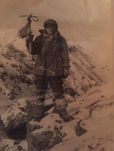 Безымянная вершина Баджала, 1976г.