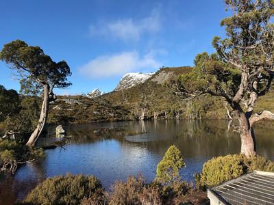Wombat Pool — Тасмания 2018 — Блог о путешествиях Сергея Чеботова