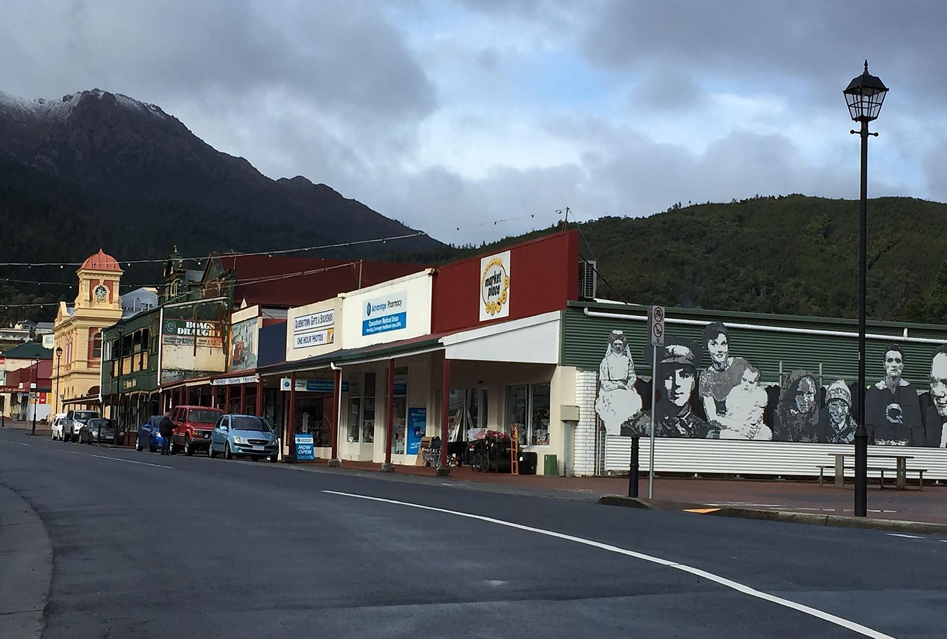 Queenstown — Тасмания 2017 — Блог о путешествиях Сергея Чеботова