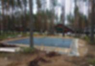 Фунтамент и заезд жилого дома – Polestar