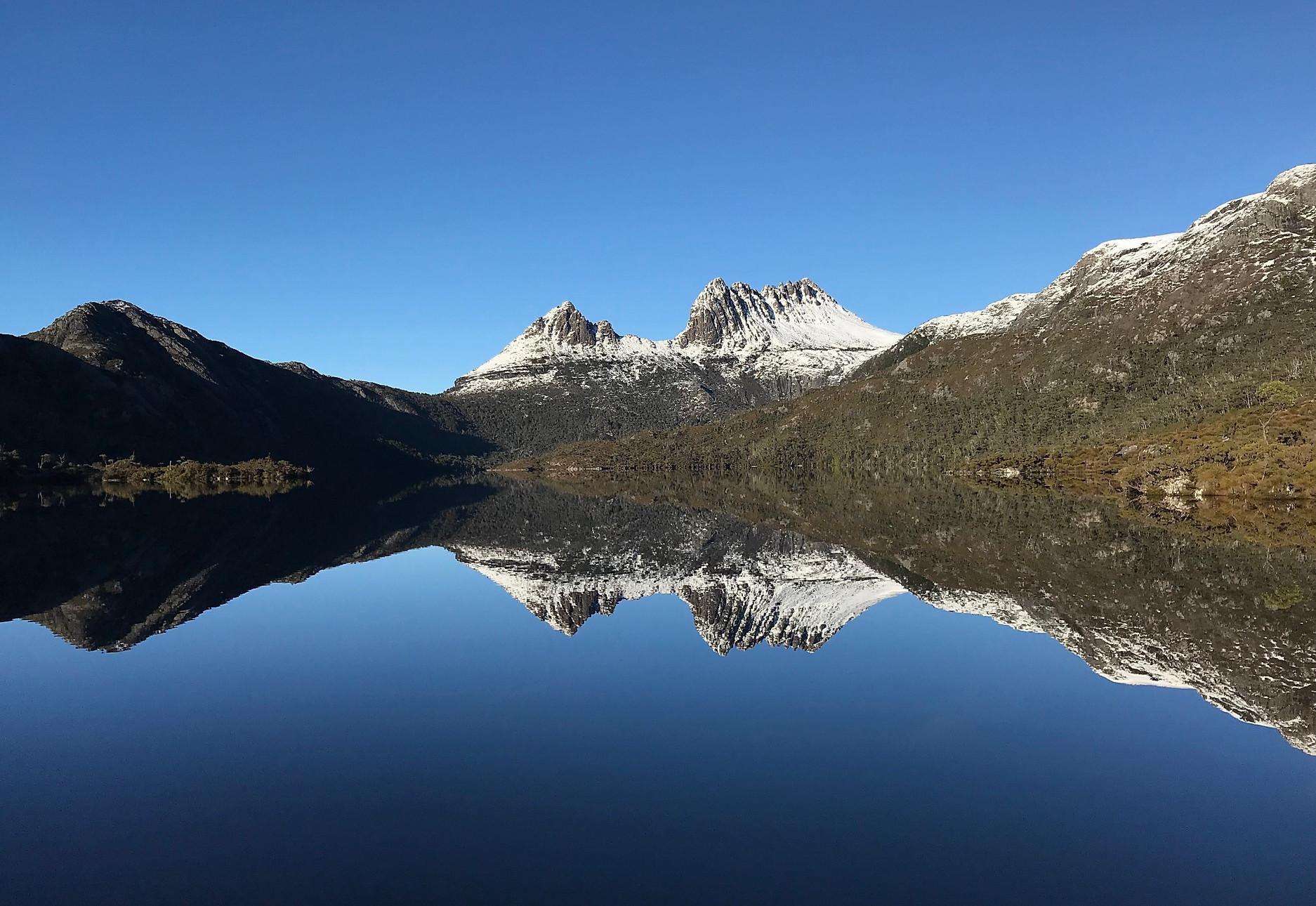 Озеро Дав, Крейдл Маунтин — Тасмания 2018 — Блог о путешествиях Сергея Чеботова