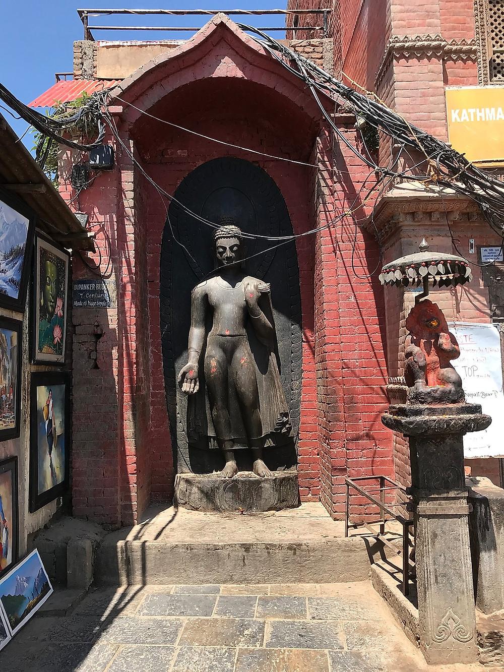 Храмовой комплекс Сваямбунатх | skitour.club | Блог Сергея Чеботова